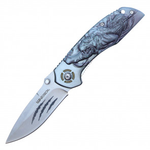 "8"" Crouching Tiger Pocket Knife"
