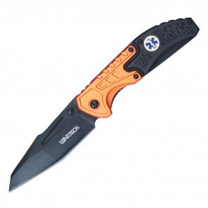 "8"" Public Safety Emblem Pocket Knife"