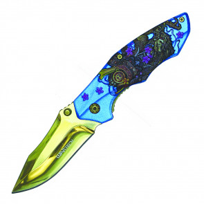 "7 1/2"" Assisted Open Pocket Knife"
