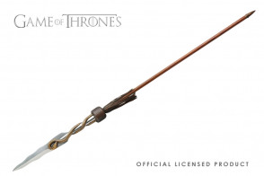 "Game of Thrones | 79"" Red Viper Spear"
