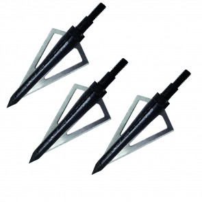 3 Piece Set Of Spear Heads