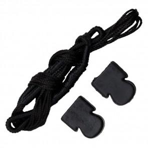 Black String For 50/80lb Cross Bow