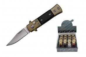 12-Piece Mini Automatic Knives w/ Display Box