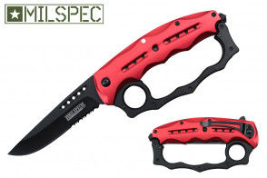 "8.75"" Spring Assisted Trench Knife"