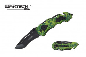 "8.5"" Spring Assisted Rescue Knife"