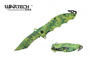 "8"" Spring Assisted Rescue Knife"