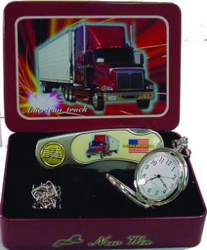 AMERICAN TRUCK W/WATCH--YC-PK2020TKRW