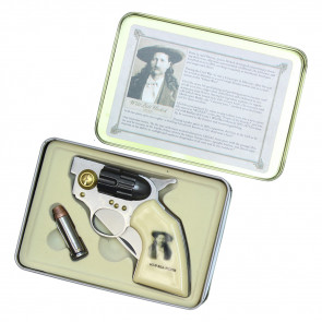 WILD BILL HICKOK REVOLVER KNIFE SET