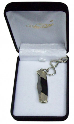 "2.25"", MINI POCKET KNIFE KEYCHAIN WITH CASE"